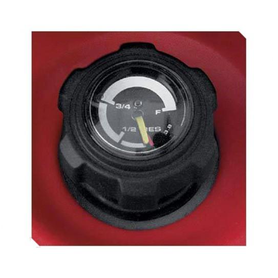 Tapa del medidor de combustible