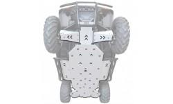 Kit protecciones de bajos Aluminio RZR 570