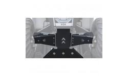 Protecciones trapecios delanteros Polietileno RZR 570