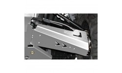 Protecciones trapecios delanteros Aluminio RZR 800 S