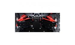 Protecciones trapecios delanteros Polietileno RZR XP 900