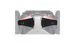Protecciones trapecios delanteros RZR XP Turbo 2017