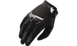 Thor Spectrum Gloves Black