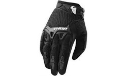 Thor Youth Spectrum Gloves Black