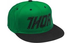 Thor Qualifier Fitted Hat - Green