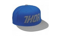 Thor Qualifier Fitted Hat - Blue