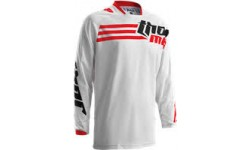 CAMISETA THOR PHASE STRANDS WHITE / RED