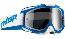 Thor Transparent Blue Ally Goggles
