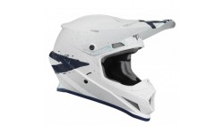 Casco Thor SECTOR™ HYPE S8S OFFROAD HELMET WHITE/BLUE LARGE